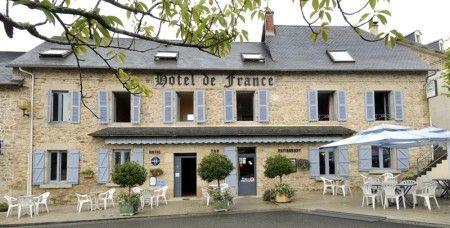 Photo Hôtel de France- CHAMBERET