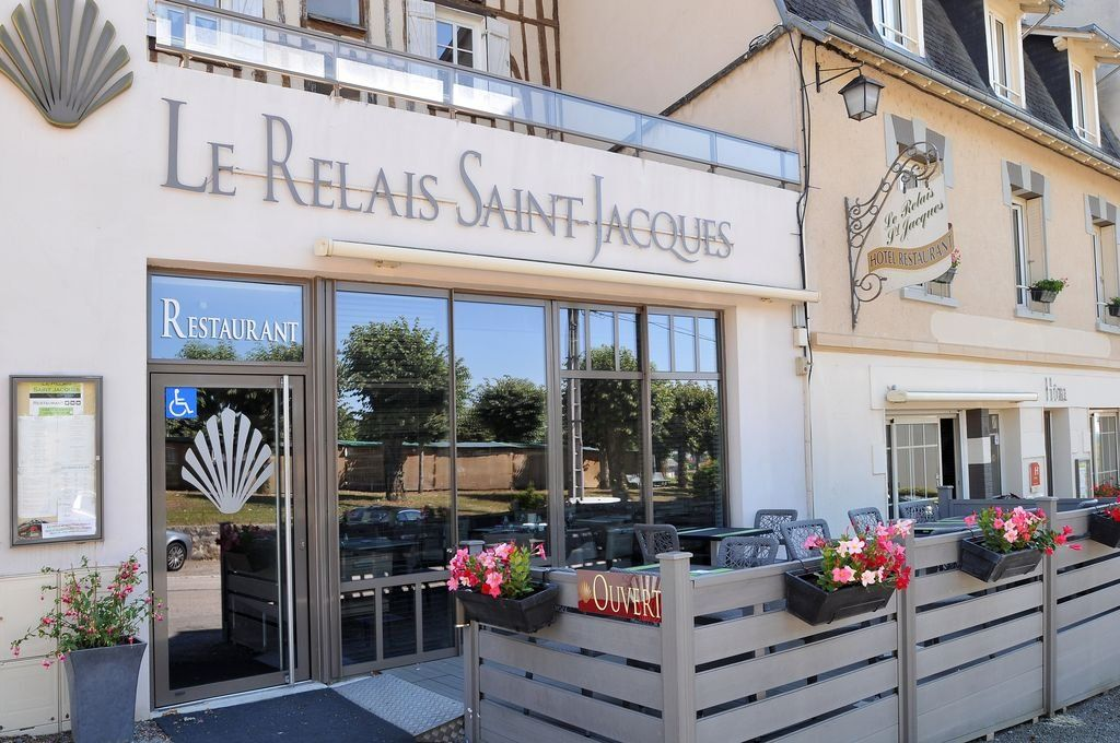 Le Relais Saint Jacques Hotel and Restaurant