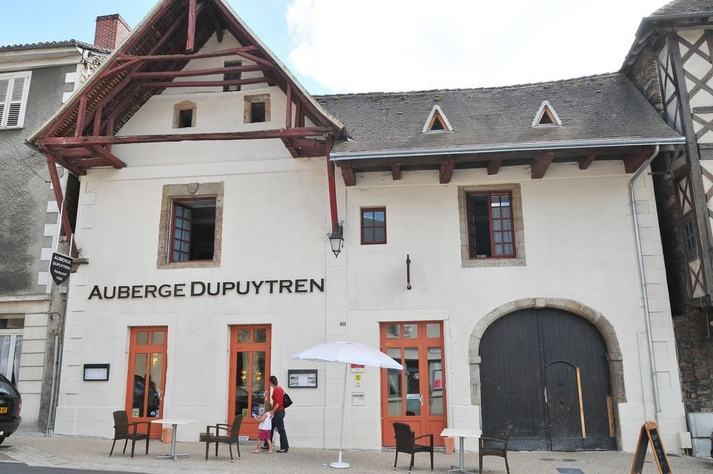 Dupuytren hotel and restaurant