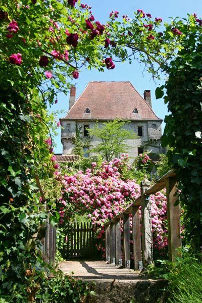Jardin de Liliane