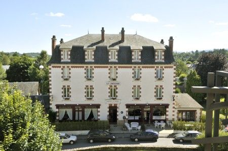 Photo Hôtel-restaurant Le Limousin- MEYMAC