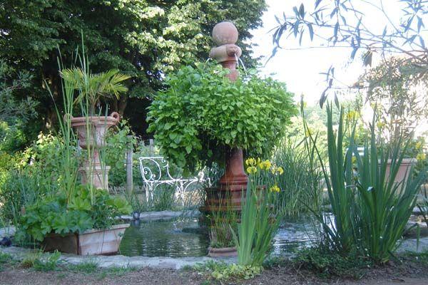 Jardin du Poudrier