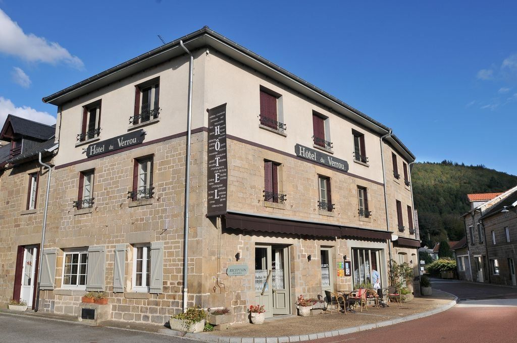 Le Verrou Hotel and restaurant