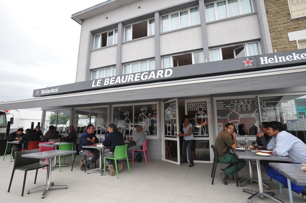 restaurant le beauregard brive tourisme