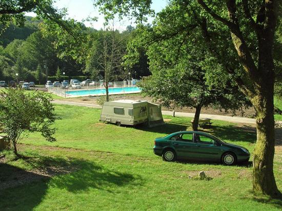 Photo Aire d'accueil de camping-cars Au Bois de Calais- CORREZE