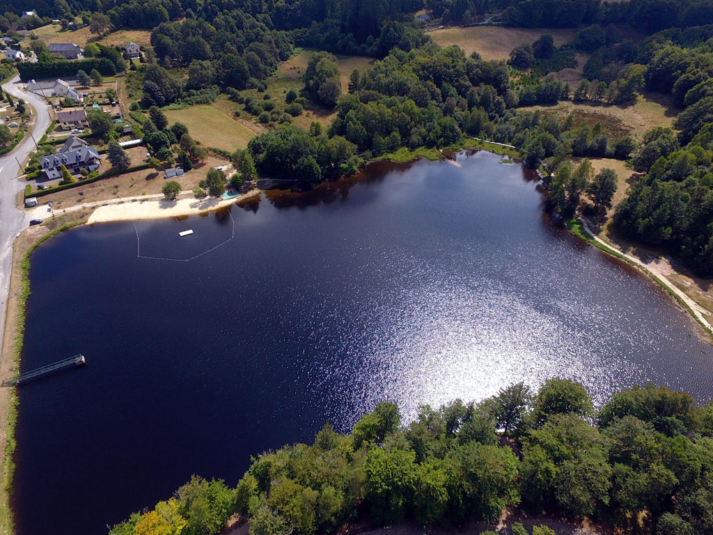 Photo Camping municipal de l'Enclose- TARNAC