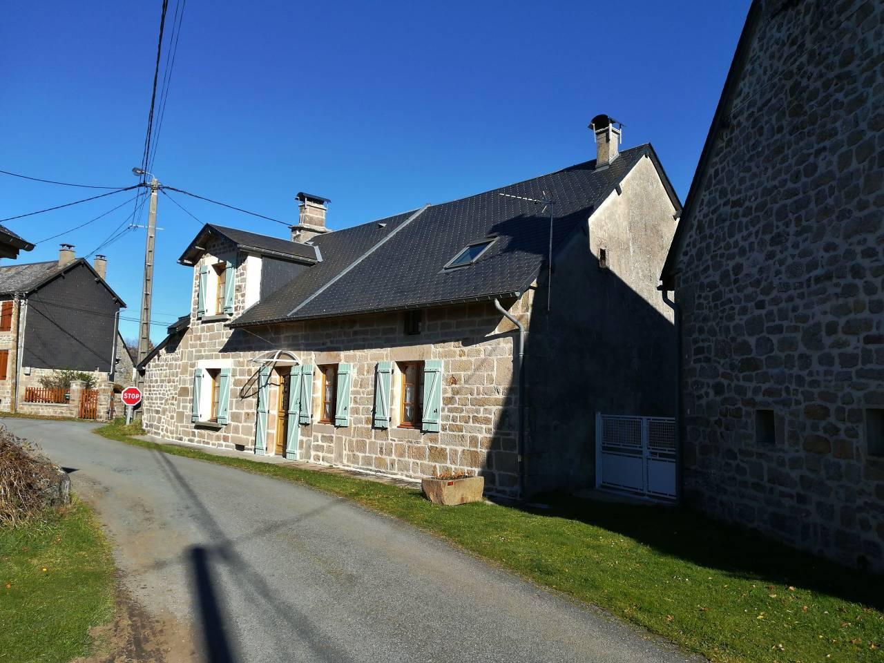 Photo Maison Familiale La Nouaille Millevaches- BONNEFOND
