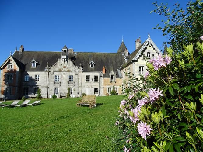 Photo Chambres d'hôtes Château de Crocq- CROCQ