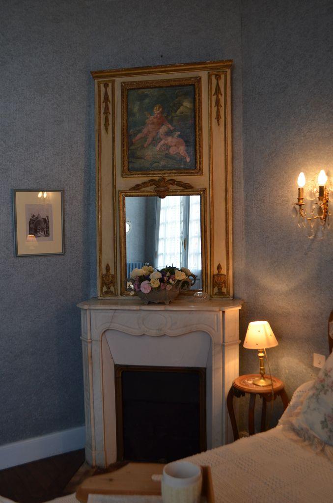 D tail de la chambre d 39 h tes office de tourisme d 39 ahun for Chambre hote creuse