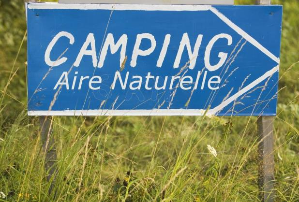 Photo Aire naturelle de camping Le Masvodier- VALLIERE