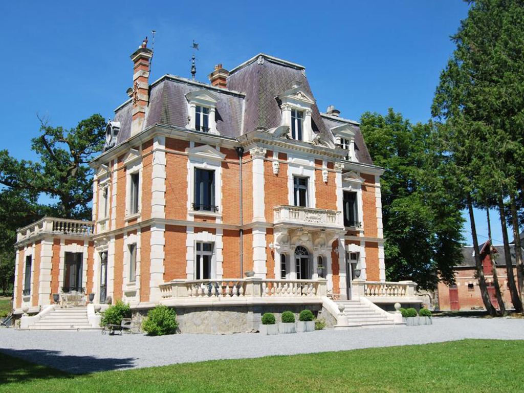 Photo Chambre d'hôtes Château Sourliavoux- VALLIERE
