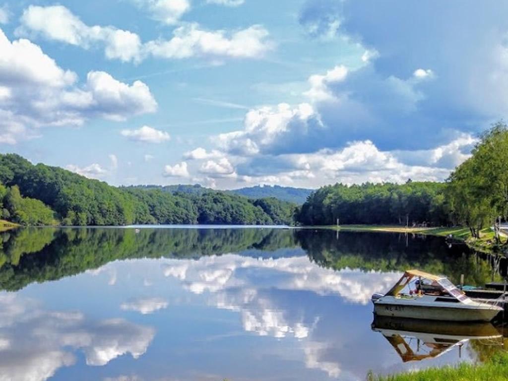 Photo Camping du Lac- BUJALEUF
