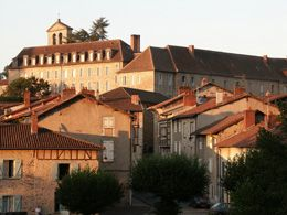 Bourg de Solignac