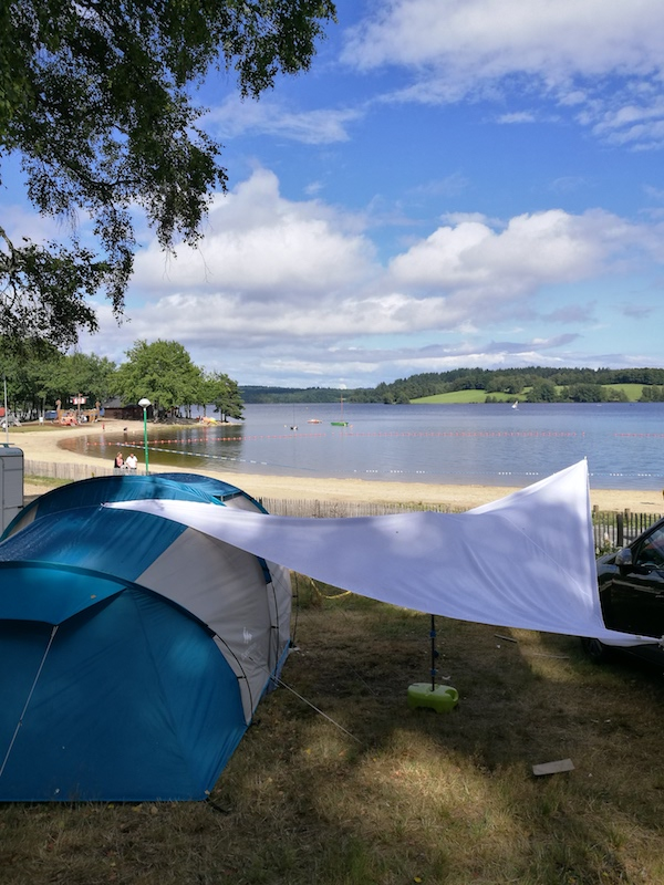 Photo Camping Les 2 Iles- PEYRAT LE CHATEAU