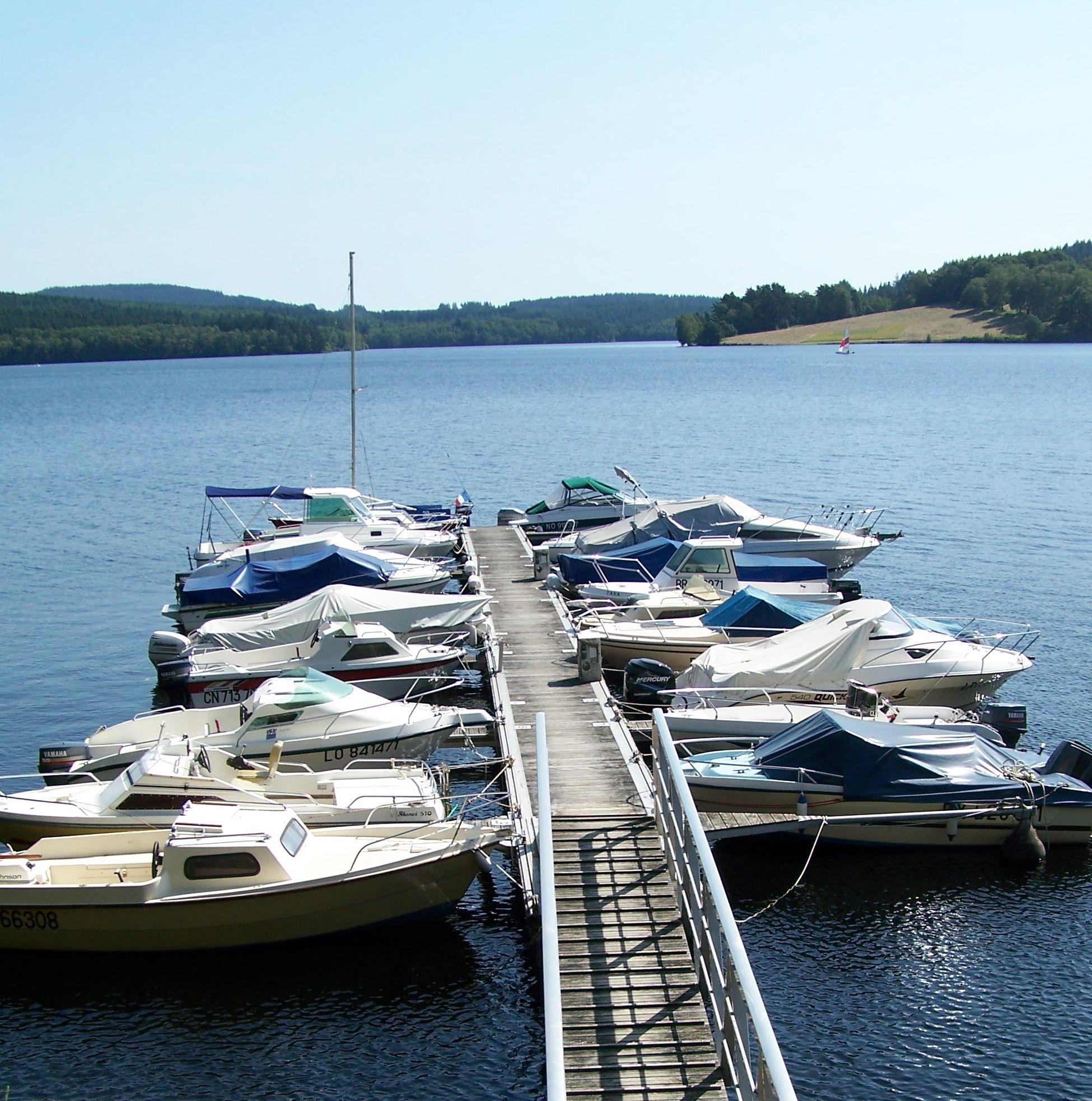 Ports publics Le Lac de Vassivière