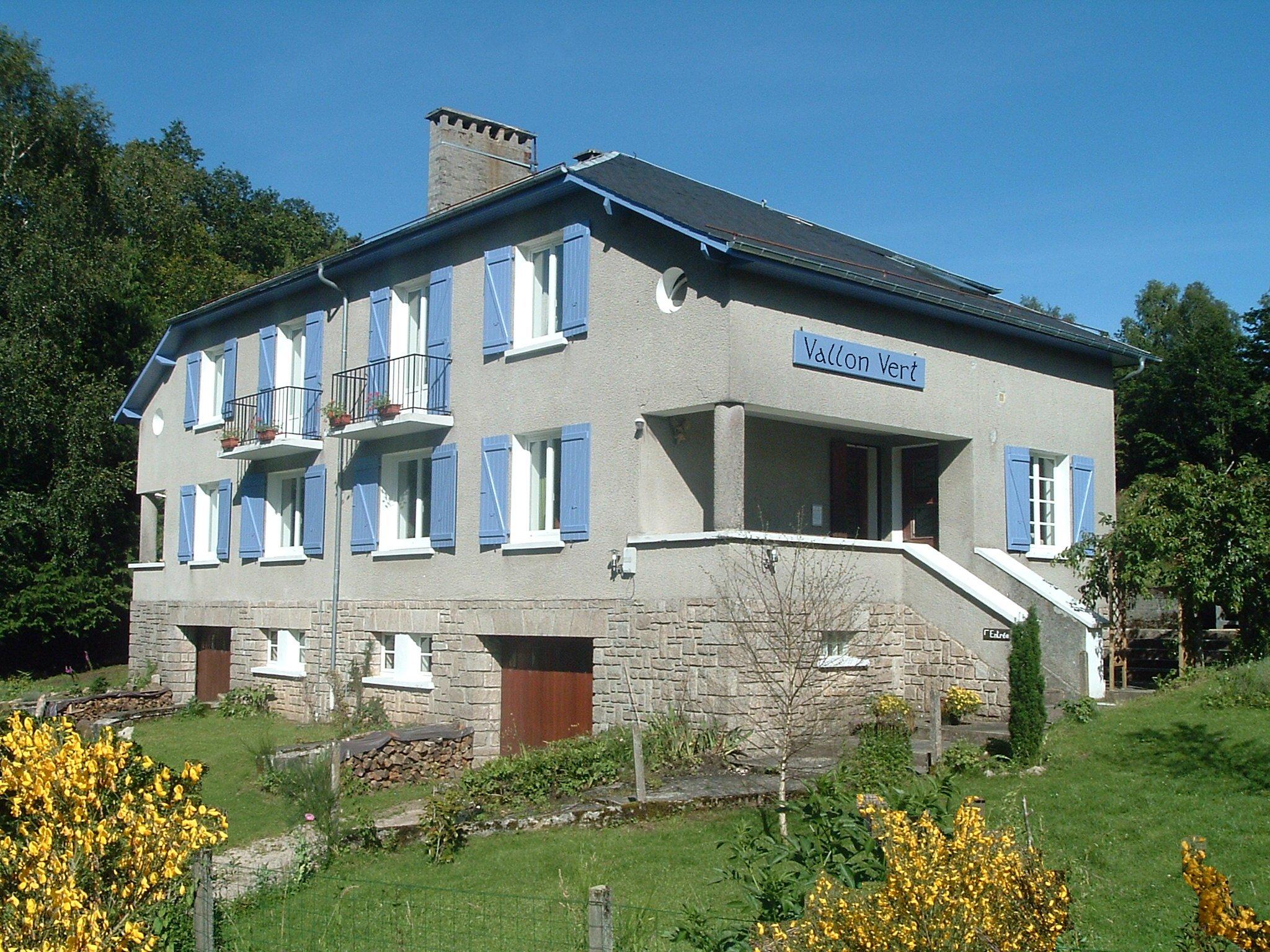 Photo Chambres d'hôtes Référence Vallon Vert- FAUX LA MONTAGNE