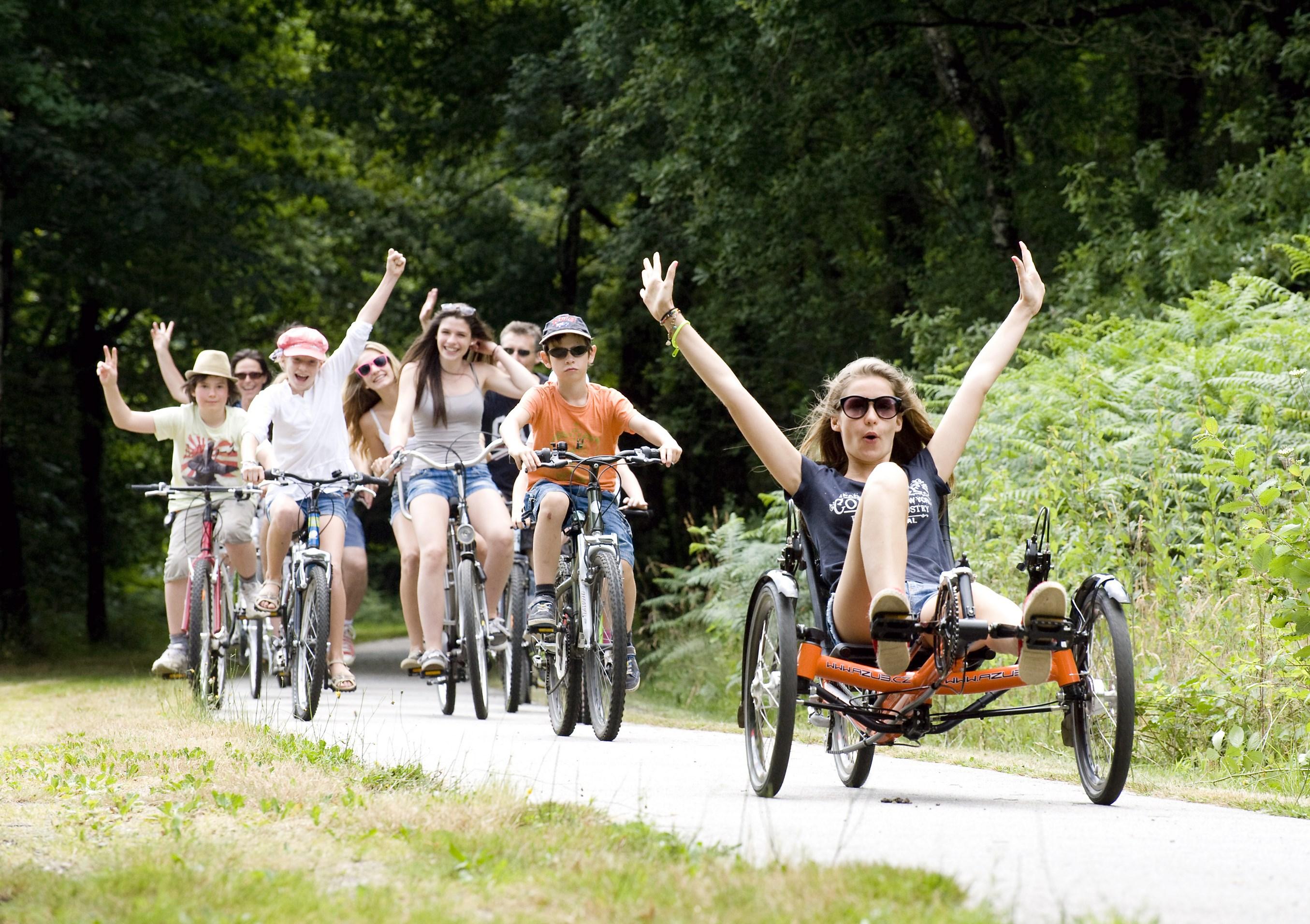 Espace Loisirs de la Voie Verte - Location vélo