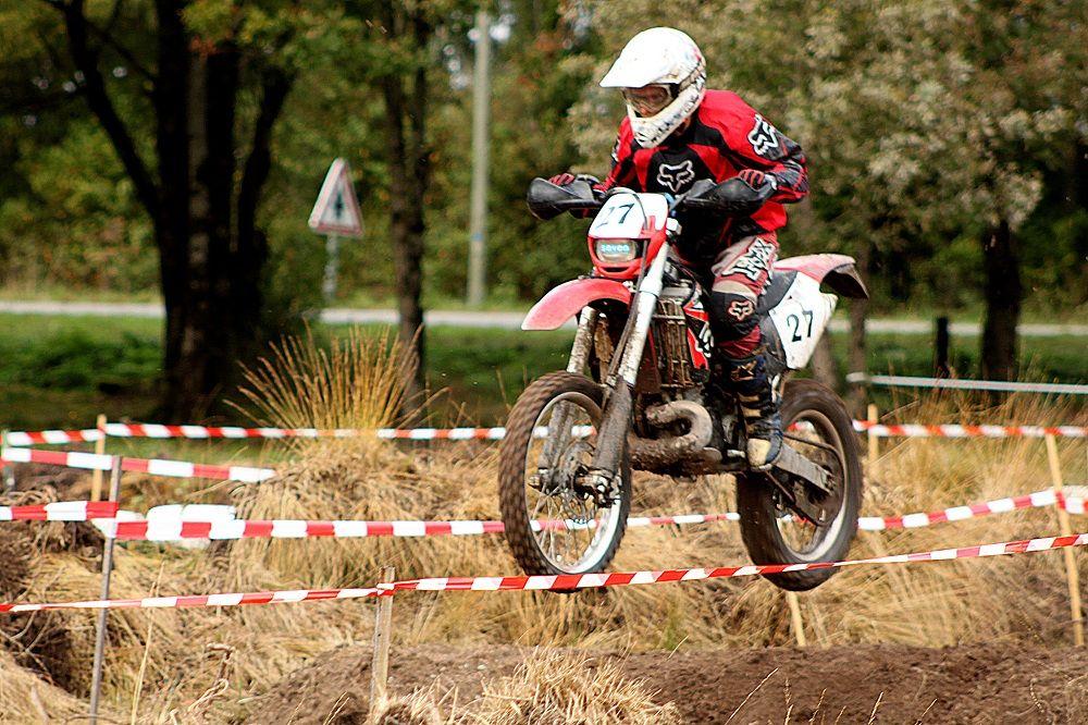 Circuit moto-cross Les Landes de Malval