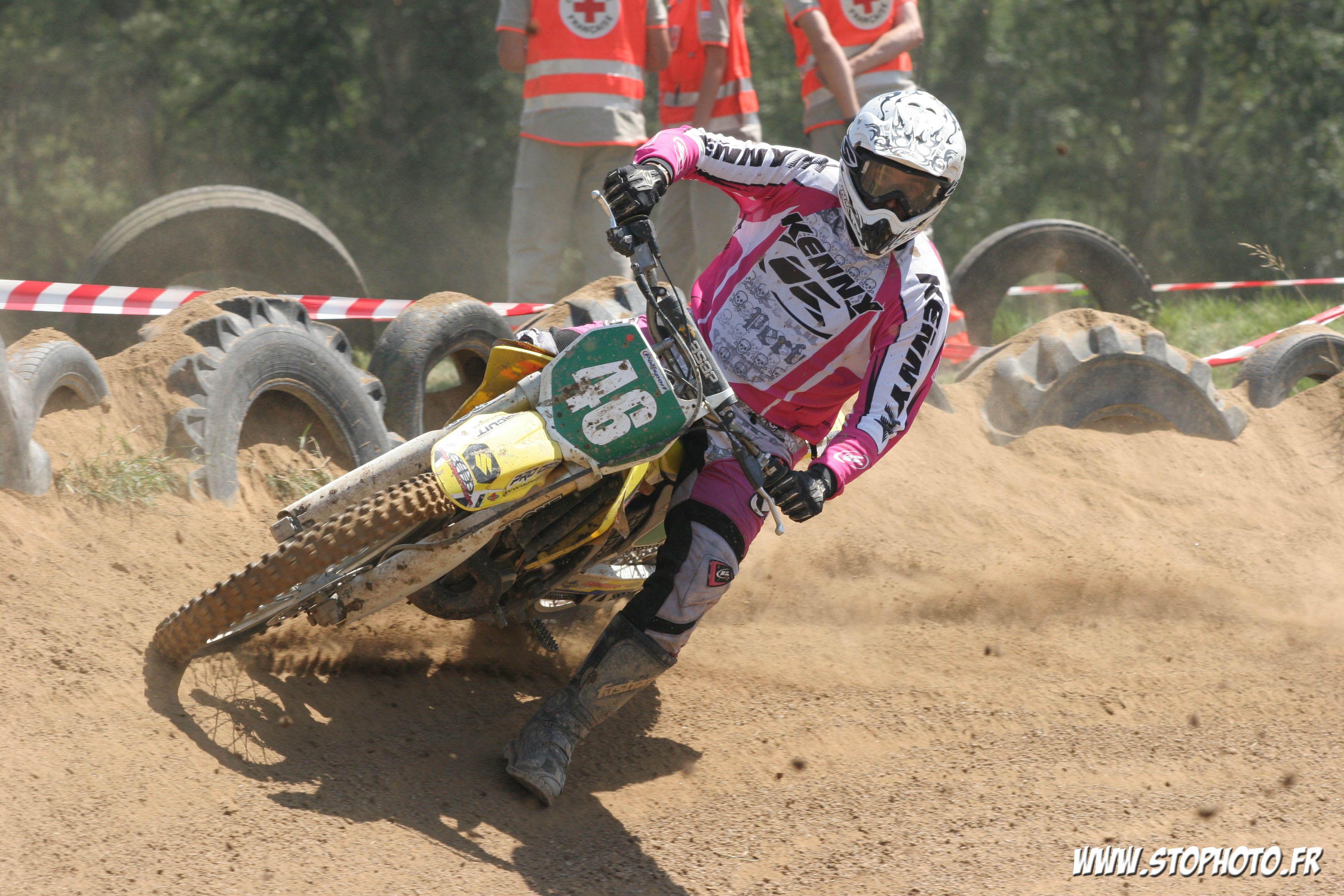 Circuit moto-cross Patrick Servat