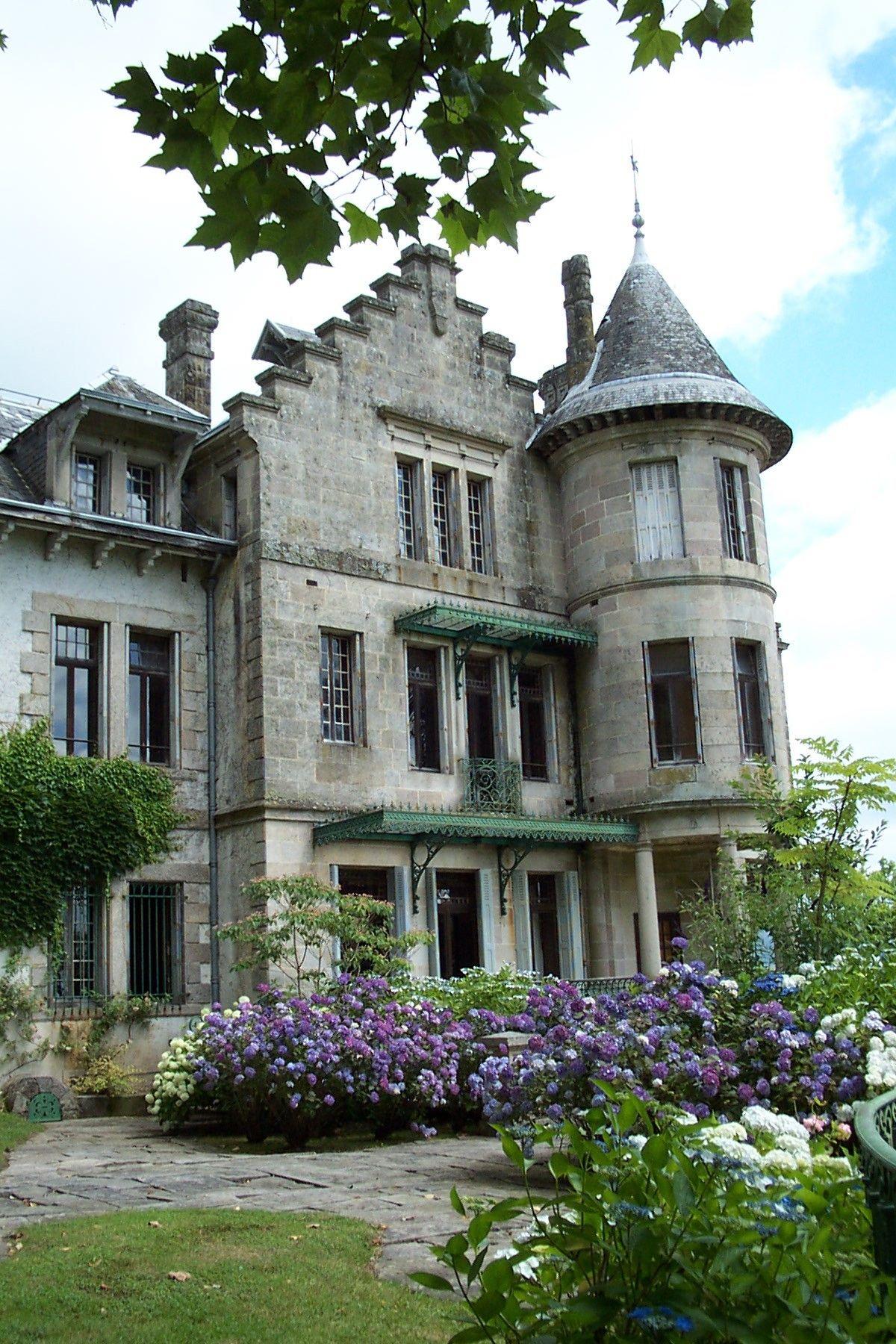 L'Histoire du château et parc de Montméry à Ambazac