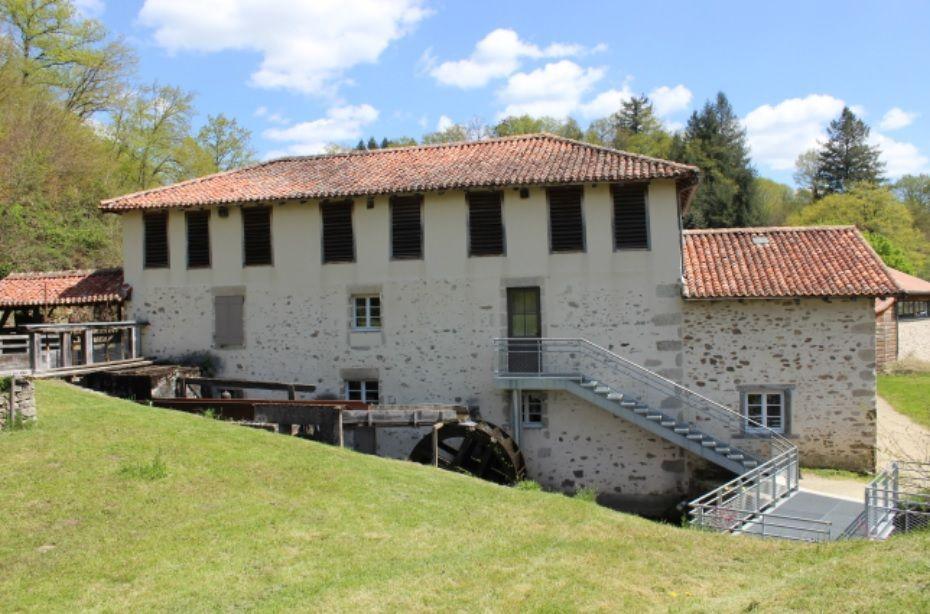 Le Moulin du Got : Musée vivant de la papeterie et de l'imprimerie