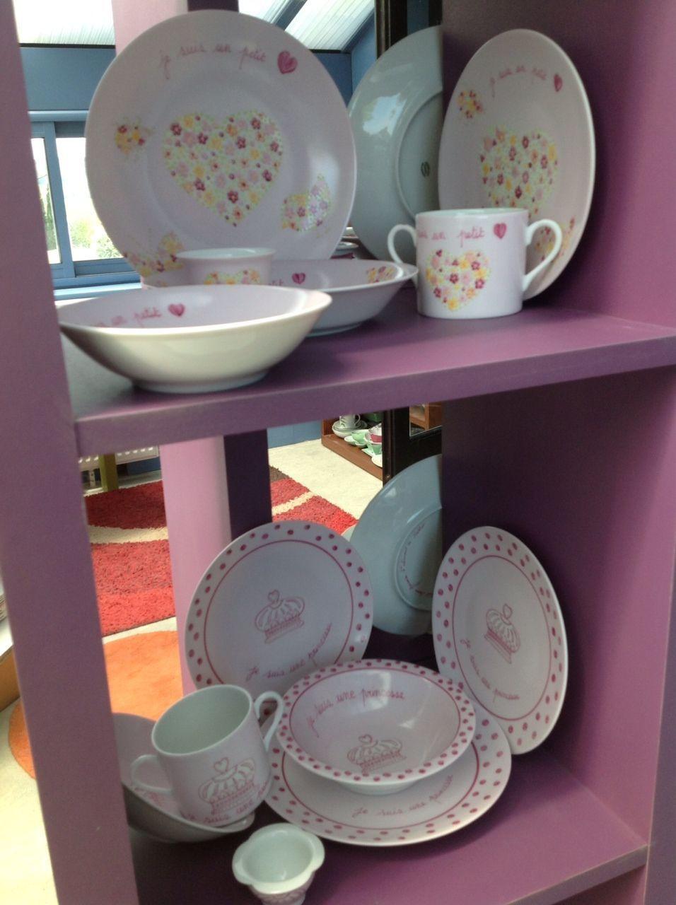 Atelier de décoration sur porcelaine - Garance Créations