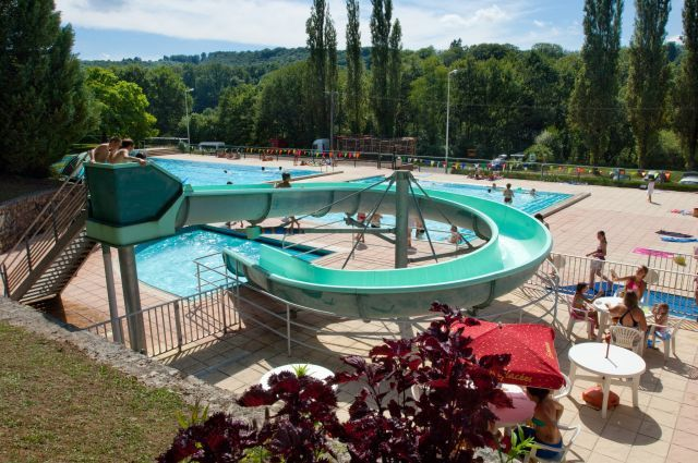 Piscines et centres aquar cr atifs tourisme vacances for Piscine limoges