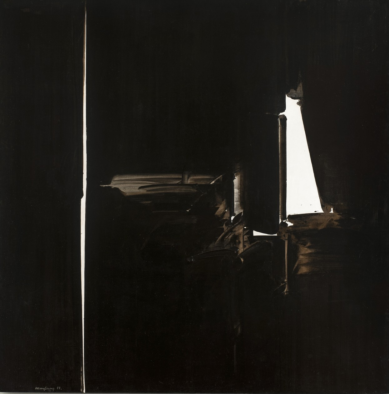 Exposition-André-Marfaing,-Peintures