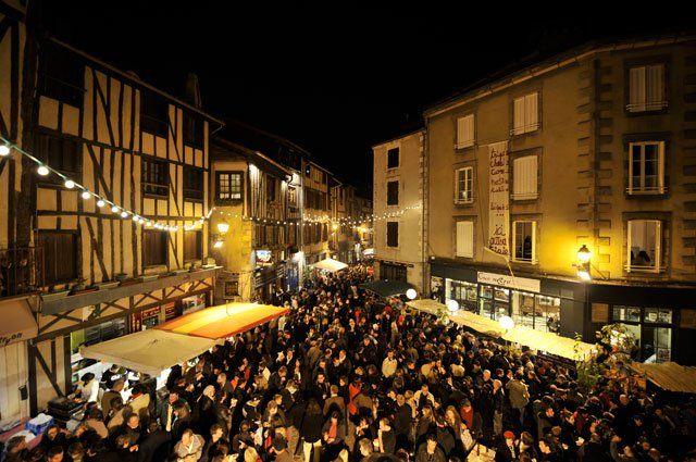 Limoges : Frairie des Petits Ventres