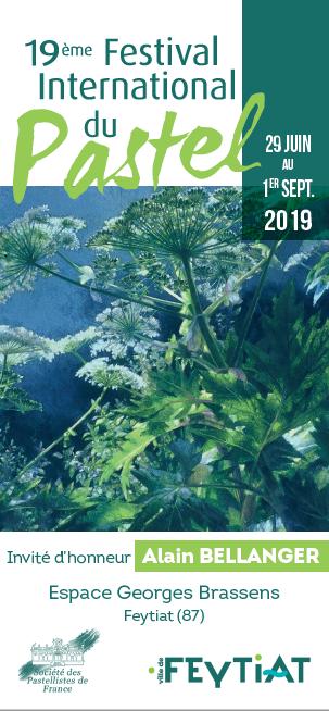 Limoges : 19ème Festival International du Pastel