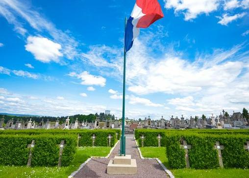 Limoges : Ici reposent les soldats de la Grande Guerre
