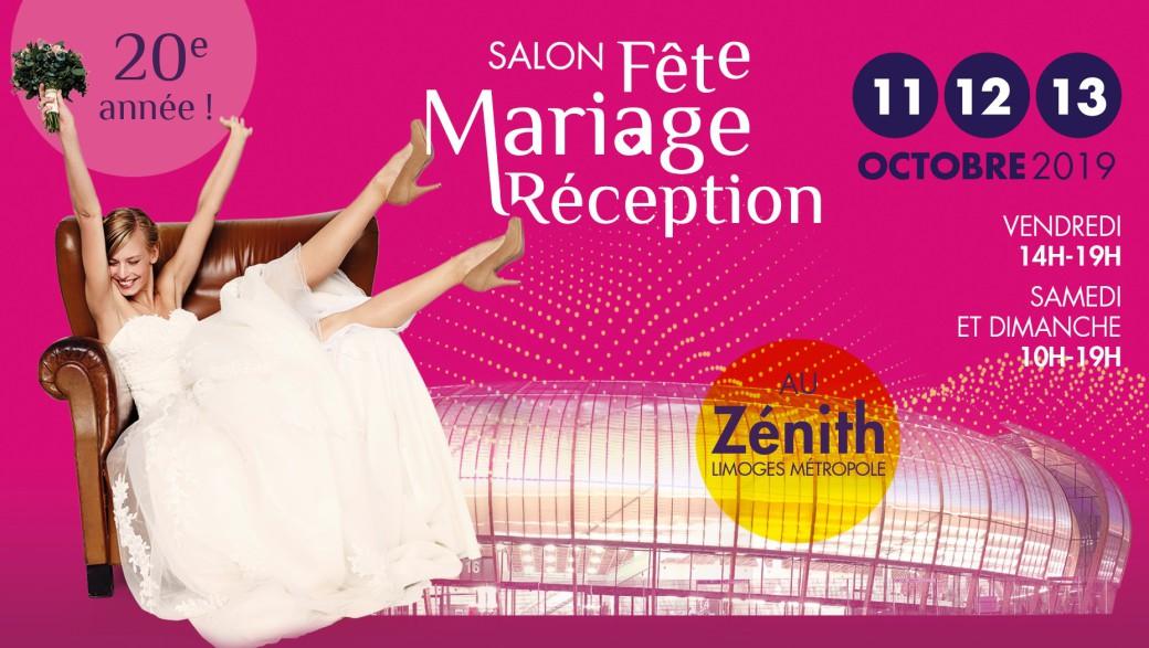 Limoges : Salon de la Fête, du Mariage et de la Réception
