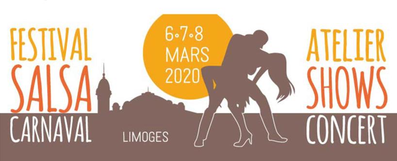 Limoges : Carnaval Salsa