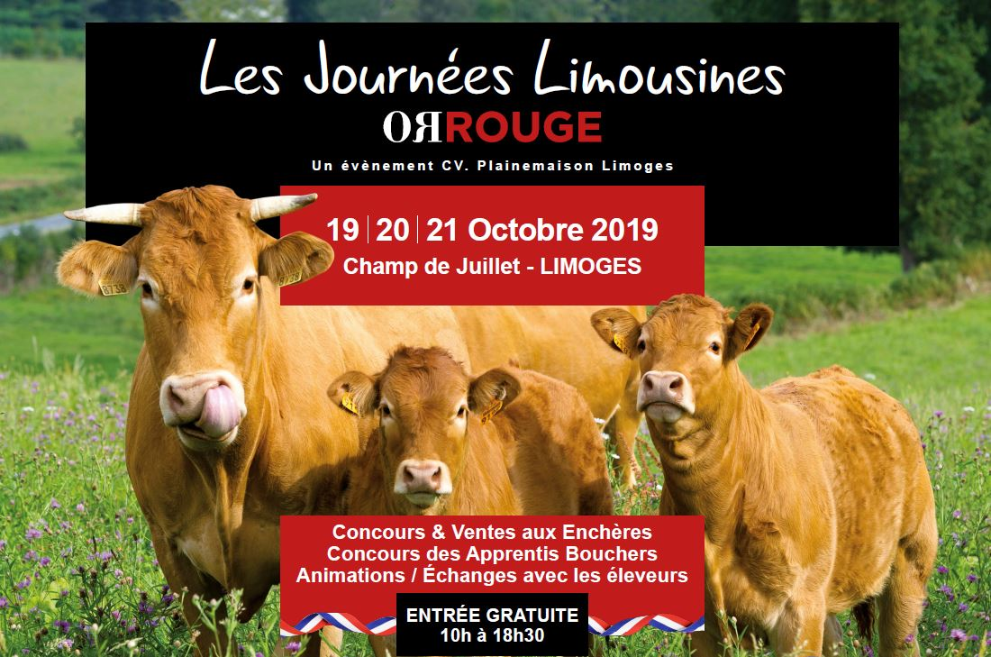 Limoges : Les Journées Limousines