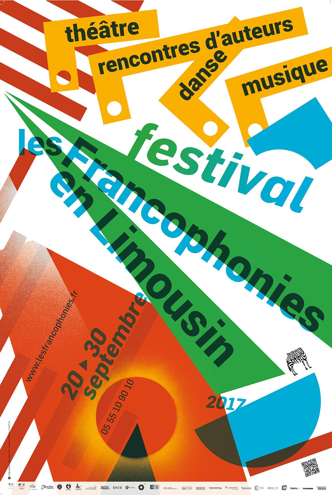 Limoges : Festival Les Francophonies en Limousin