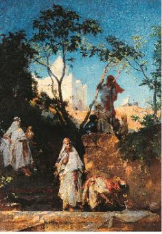 Limoges : L'Algérie de Gustave Guillaumet (1840-1887)