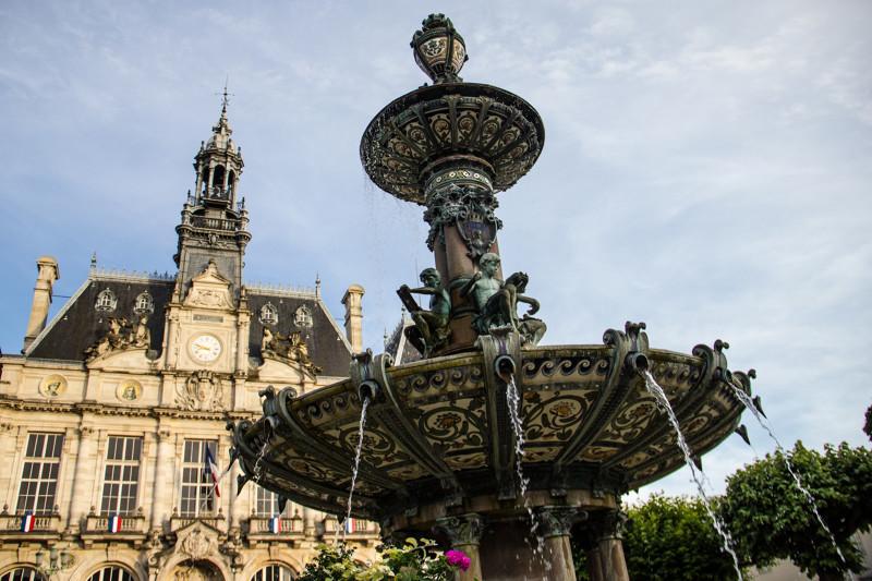 Limoges : Hôtel de ville