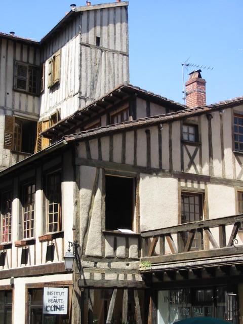 Limoges : Hôtels particuliers du centre-ville