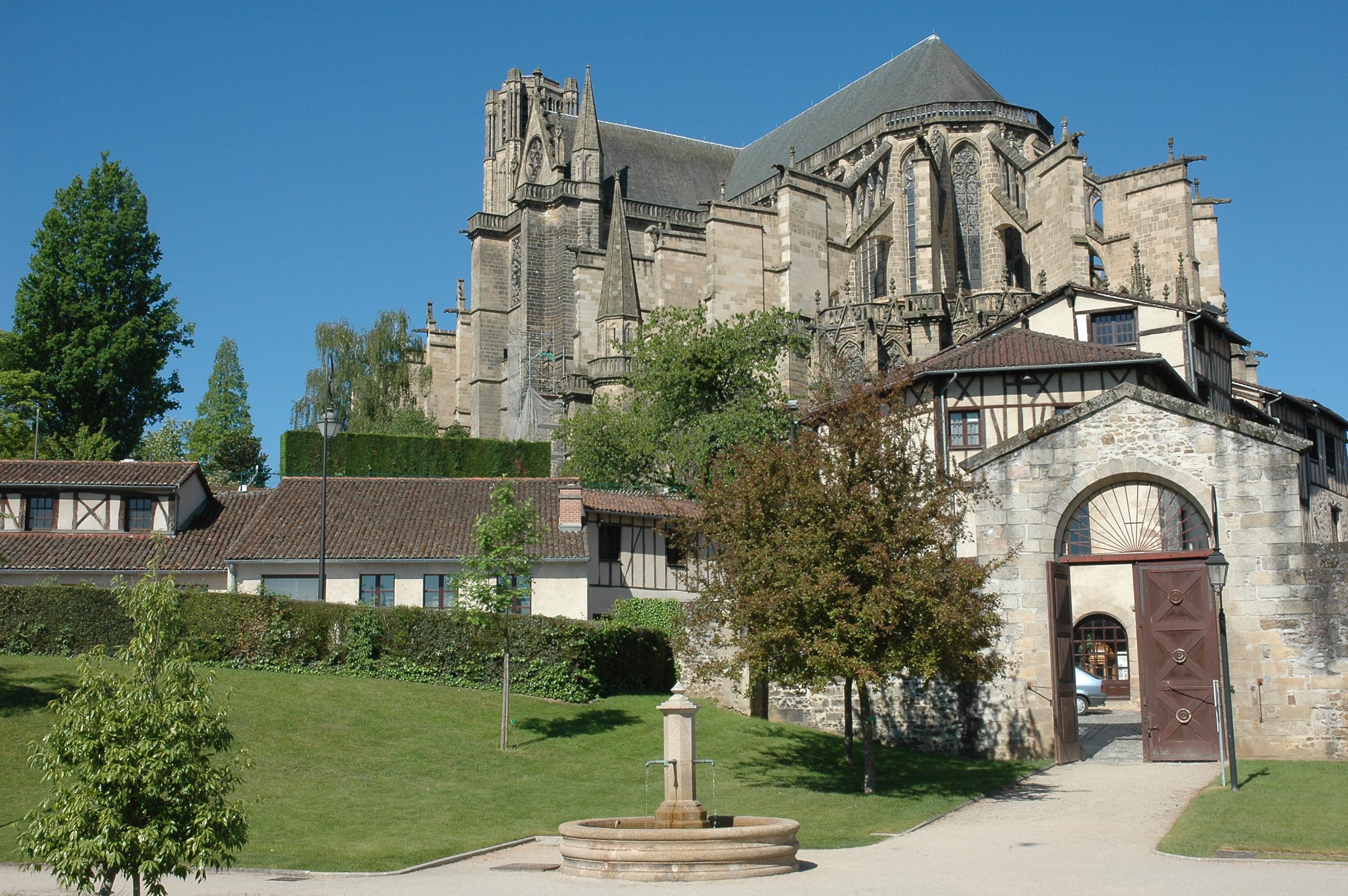 Limoges : Visite Flash : la cathédrale et son jubé