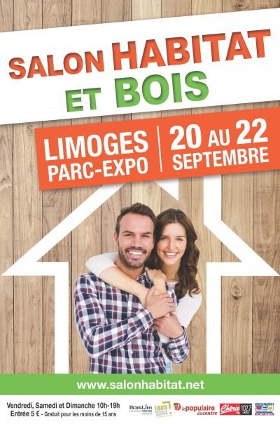 Limoges : Salon de l'Habitat et Bois