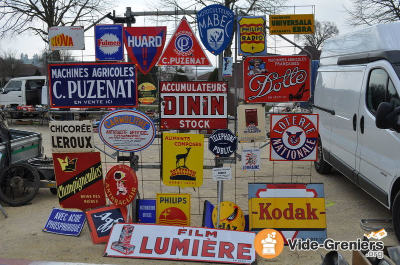 Limoges : 5ème Puces mécaniques Feytiacoise