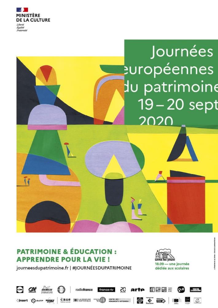 Limoges : Journées du Patrimoine : Grande Mosquée de Limoges