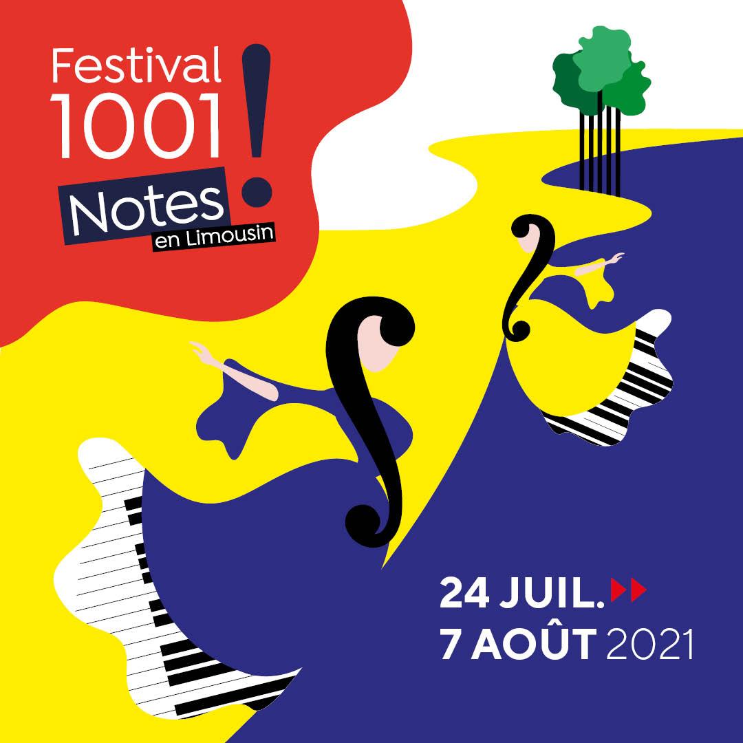 Limoges : Festival 1001 Notes en Limousin