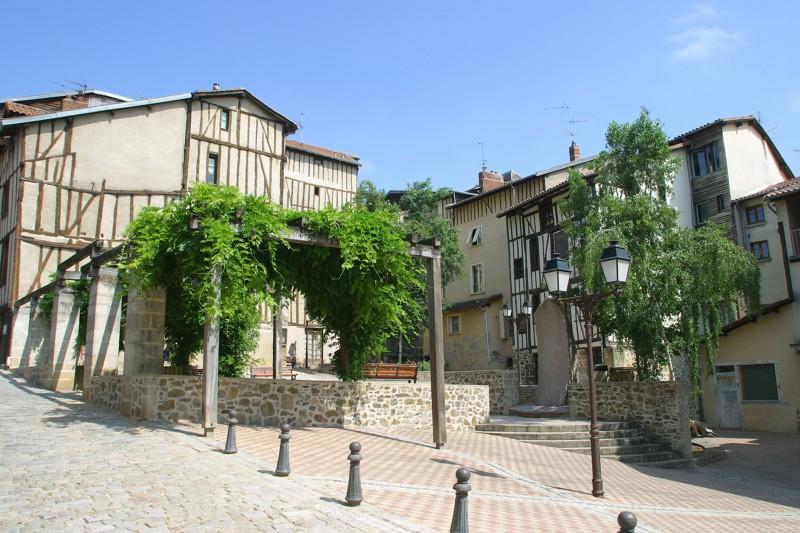 Limoges : Autour du quartier de la Boucherie