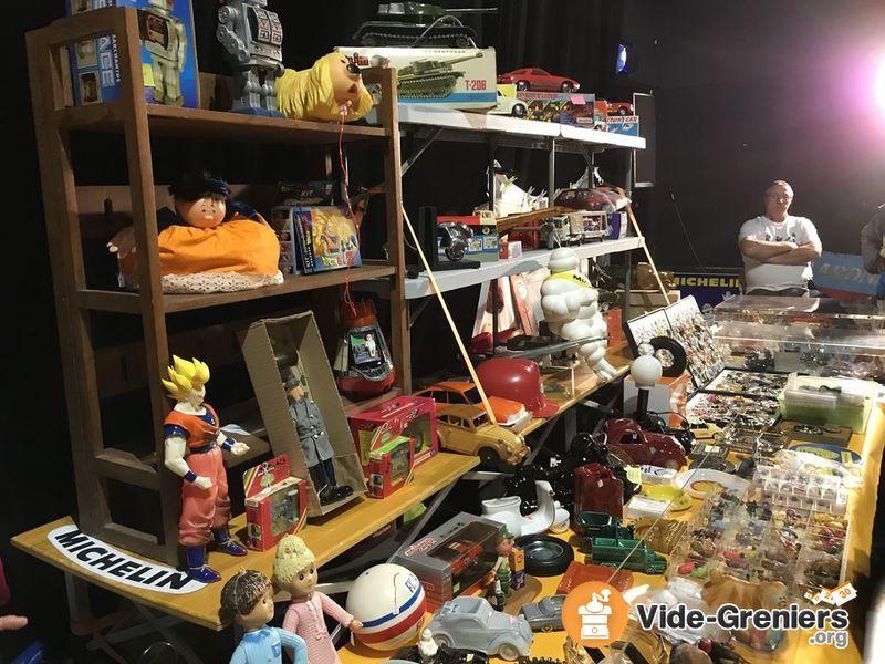 Limoges : 21ème bourse aux jouets anciens et de collection