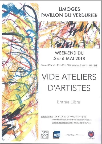 Limoges : Vide ateliers d'artistes