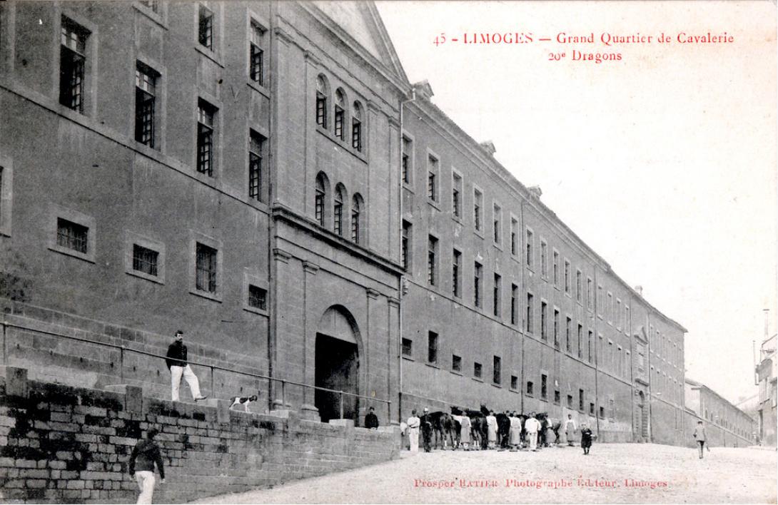 Limoges : Visite Flash : La résidence Grand Quartier