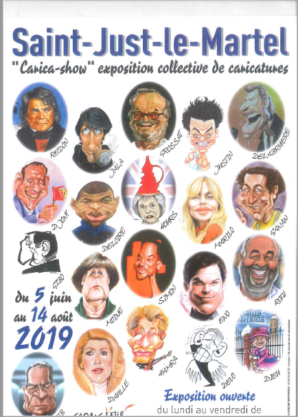 Limoges : Carica-show