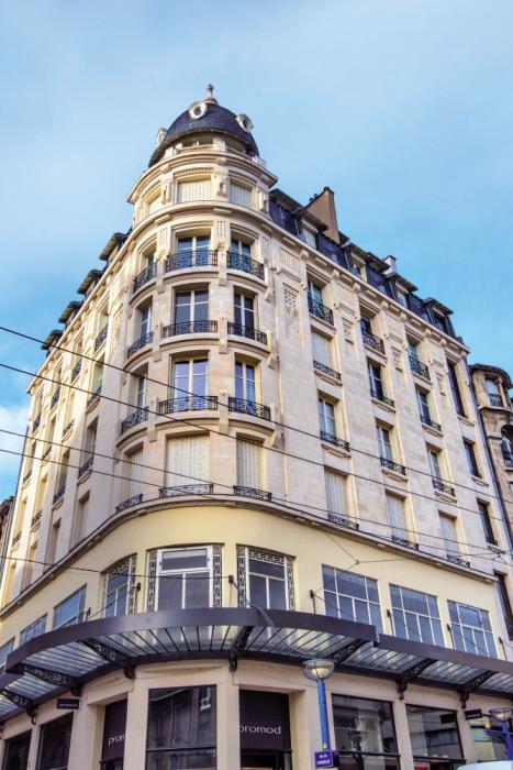 Limoges : L'architecture au fil du Jazz