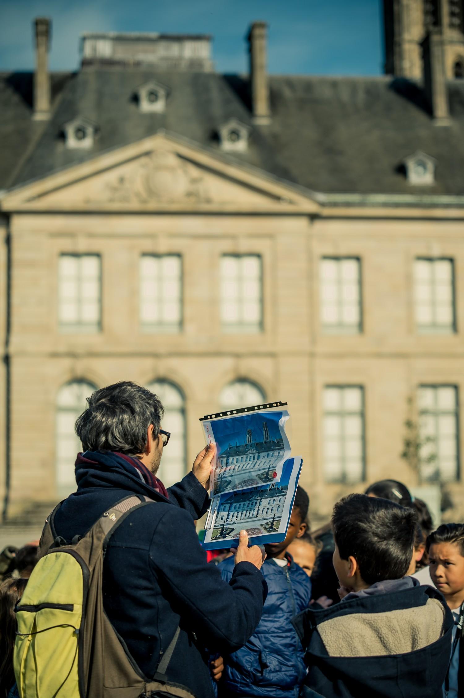 Limoges : Atelier 6 - 12 ans : A l'assaut de la Cité
